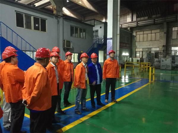 安泰科技技术创新委员会在霸州召开现场工作会