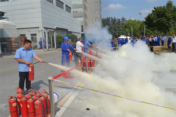 mg4355娱乐城功能开展2018年消防疏散应急演练和培训