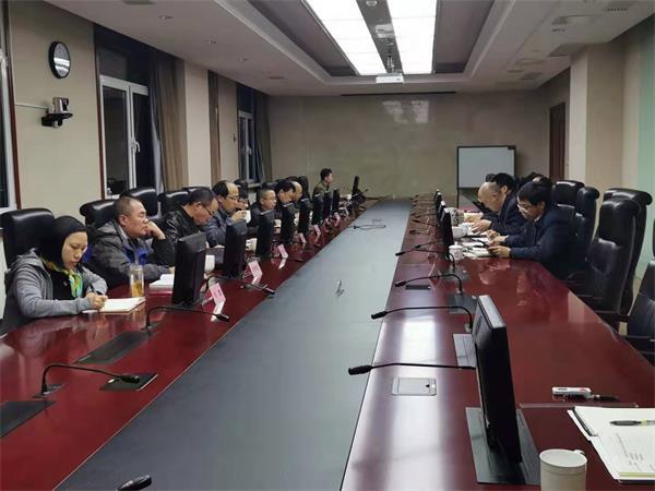 安泰科技召开党组织书记工作会