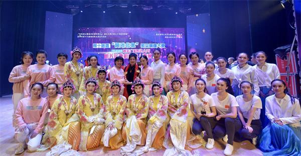 我奋斗,我幸福——安泰科技舞蹈队参加海淀区比赛获得佳绩