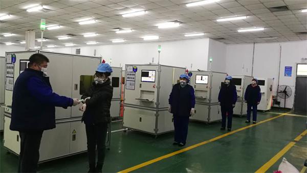 团结一致共同战疫,安泰功能北京、山东工厂顺利复工