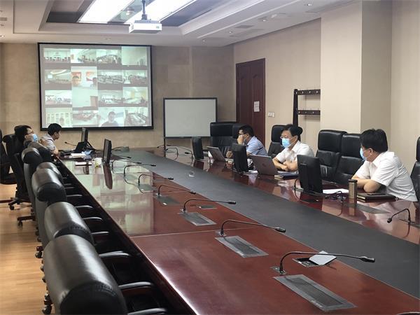 安泰科技组织专职安全管理人员经验交流会