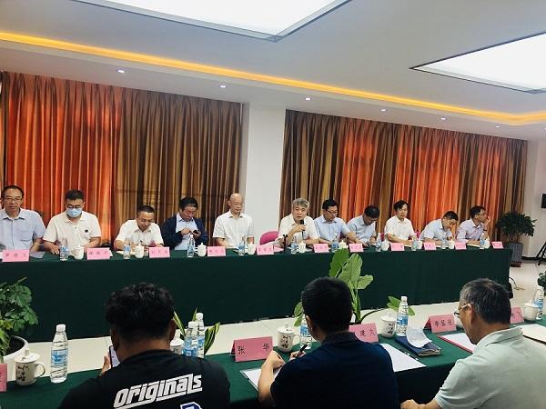 一个目标 一个市场 协同 共享共赢 ——安泰科技召开2021市场研讨会(威海)